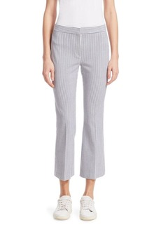 Theory Sayre Striped Pants