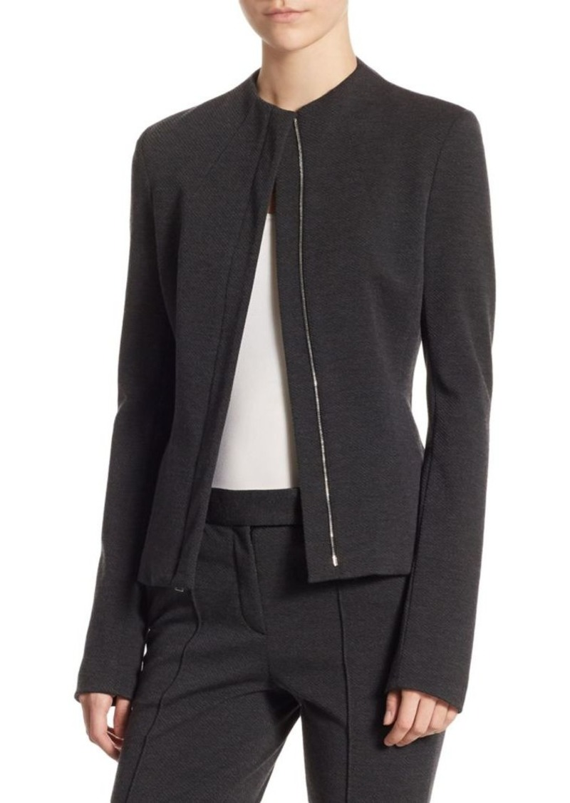 57eb8f93f2 Theory Sculpted Knit Jacket | Outerwear