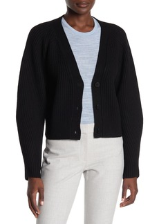 Theory Sculpter Sleeve Cardigan