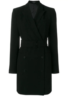 Theory short blazer dress