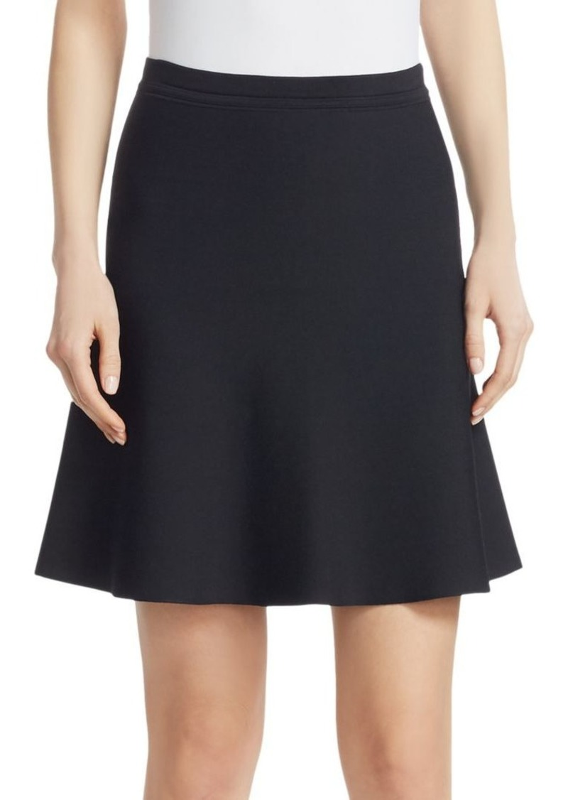 56713c6a94 Theory Short Flare Skirt Now  88.50