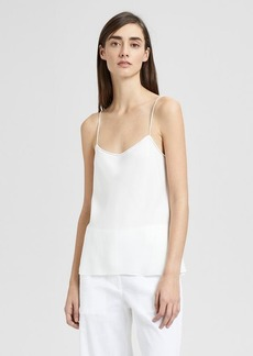 Theory Silk Combo Slip Top