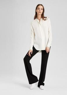 Theory Silk Dolman Blouse
