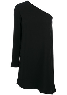 Theory single shoulder dress