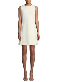 ff2a683bd8 Theory Theory Komiza Tilde Studded-Sleeve Suede Shift Dress | Dresses