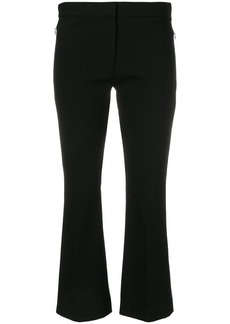Theory slim cropped culottes