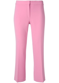 Theory slim-fit crop trousers