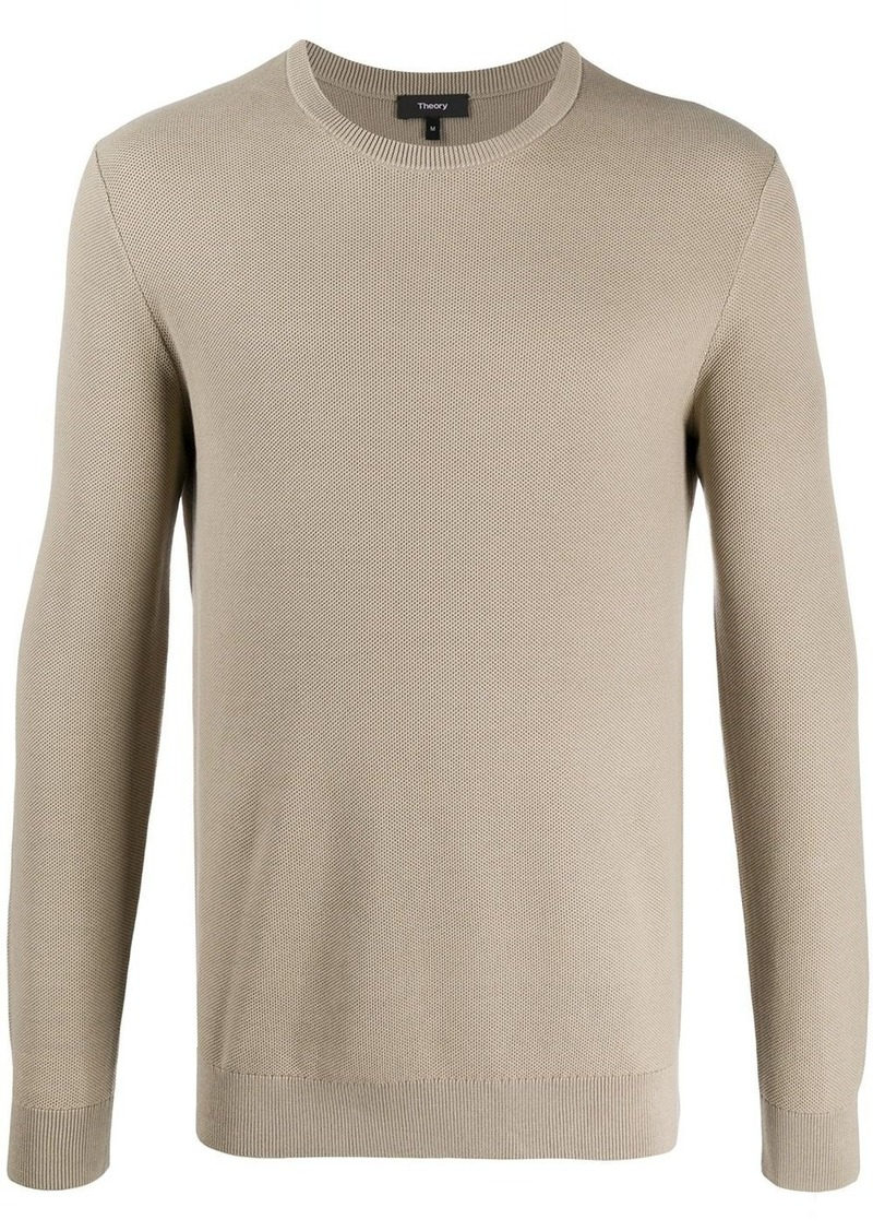 Theory slim fit jumper