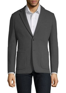 Theory Slim-Fit Notch Jacket