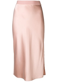 Theory slim fit pencil skirt