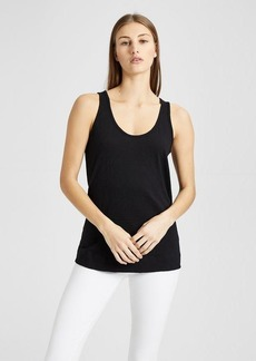 Theory Slub Cotton Basic Tank