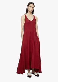 Theory Slub Cotton Tank dress