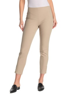 Theory Snap Button Leggings