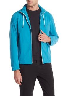 Theory Soloman Simulate Zip Up Jacket