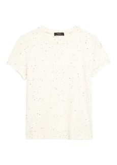 Theory Speckle Crewneck T-Shirt