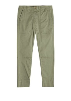 Theory Spring Cargo Cotton Pants