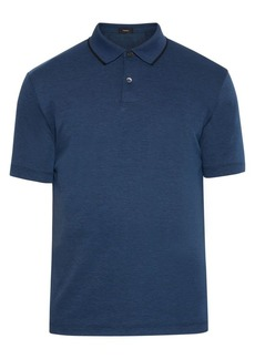 Theory Standard Current Pique Polo