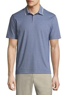 Theory Standard Pique Polo Shirt