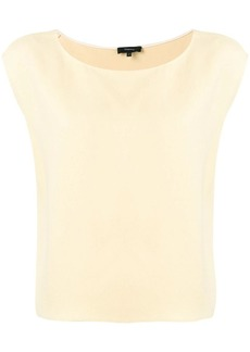Theory straight fit blouse