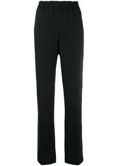 Theory straight-leg tailored trousers