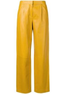 Theory straight-leg trousers