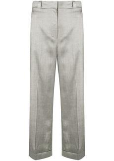 67b433a1d9f Theory Theory Gunilla Interlace Ikat Print Silk Pants   Casual Pants