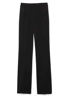 Theory Straight Pull-On Pants