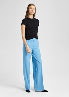 Theory Stretch Wool Piazza Pant