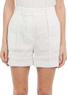 Theory Stripe Shorts