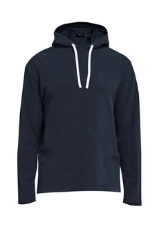 Theory Surf Terry Cotton Hoodie