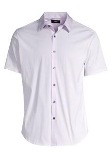 Theory Sylvain Short-Sleeve Shirt