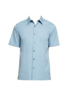 Theory Sylvain Short-Sleeve Shirt