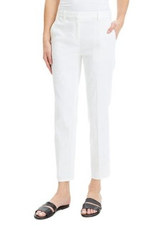 Theory Tailor Eco Crunch Cropped Trousers