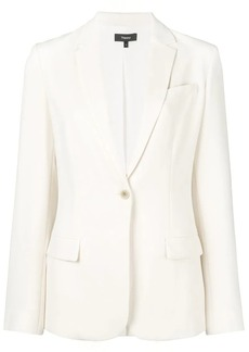 Theory tailored blazer jacket