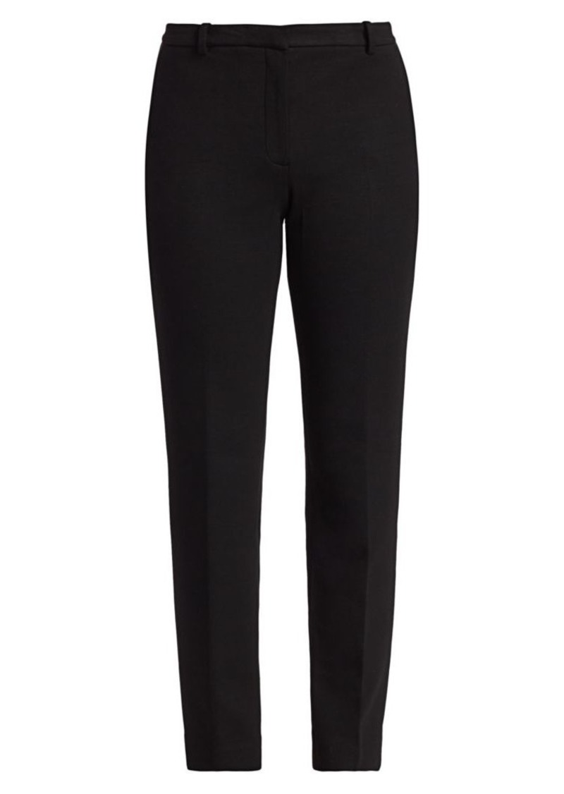 Theory Tailored Cigarette Trousers