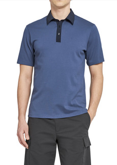 Theory Tech Shor Sleeve Polo Shirt - L - Also in: S, M, XL