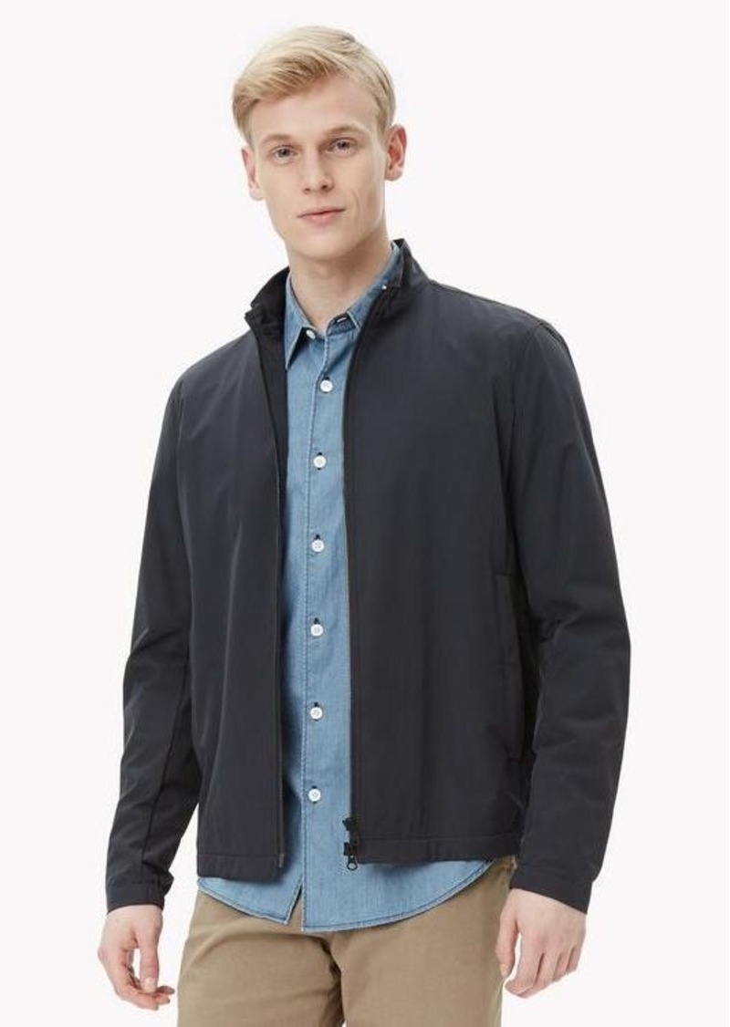 Theory Tech Stand Collar Jacket