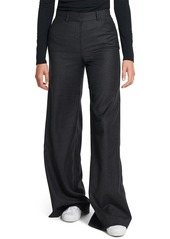Theory Terena Wool Flannel Pants
