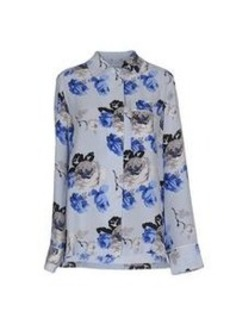 THEORY - Floral shirts & blouses