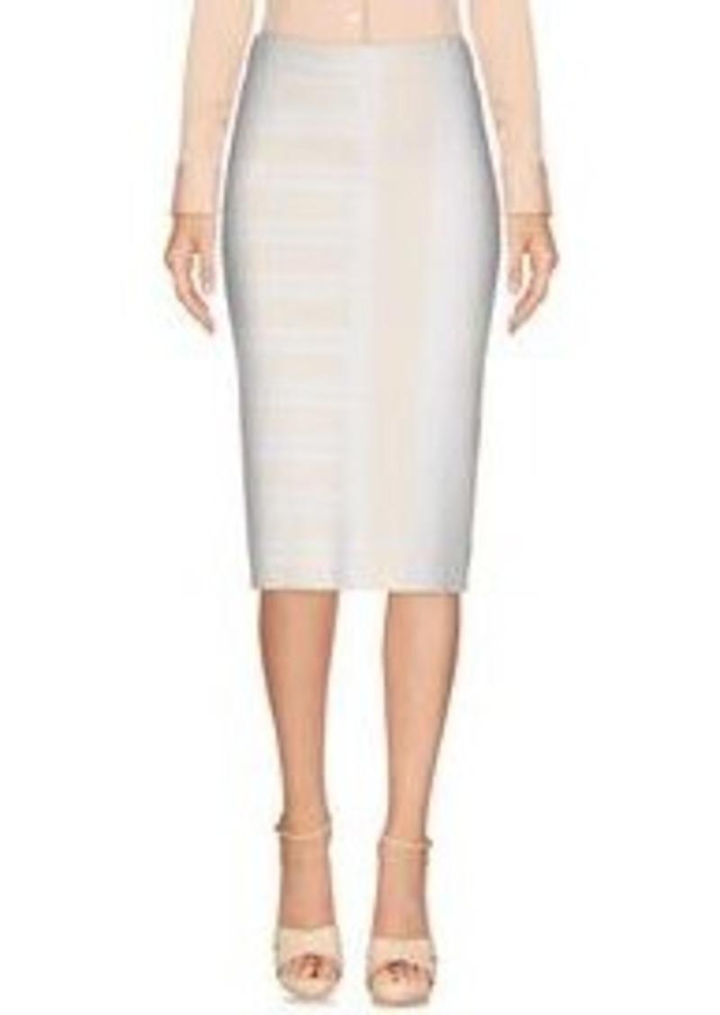 THEORY - Knee length skirt