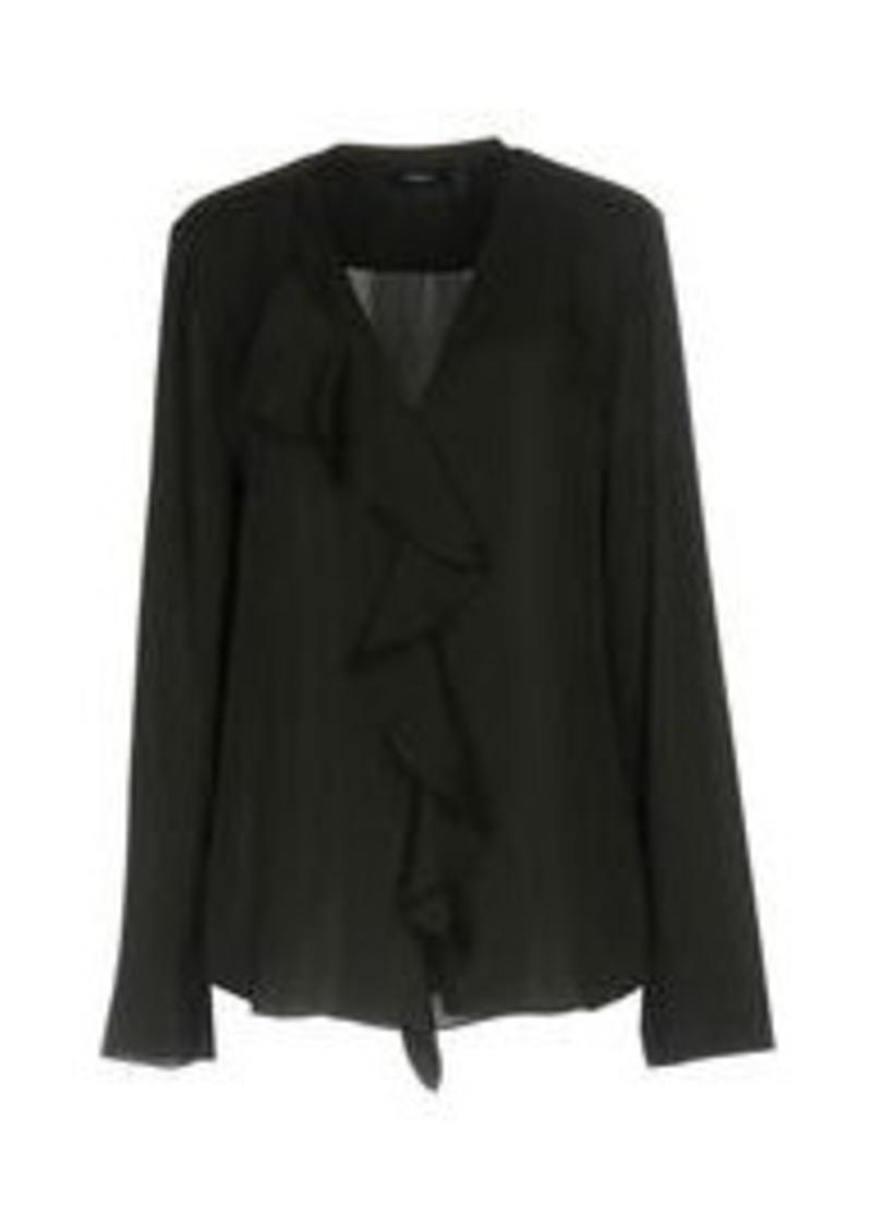 THEORY - Silk shirts & blouses
