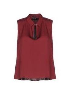 THEORY - Silk top