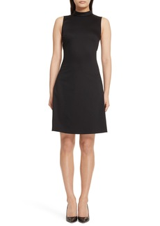 Theory A-Line Stretch Cotton Dress