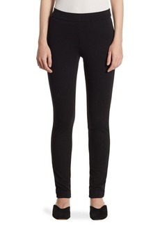 Theory Adbelle K. Knitted Twill Leggings