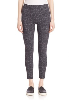 Theory Adbelle Tweed Twill Stretch Pants