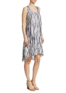 Theory Adlerdale Silk Sheath Dress