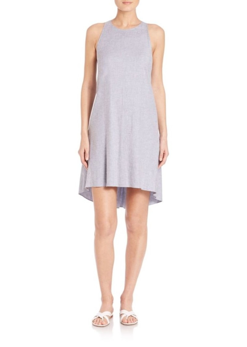 Theory Adlerdale Tierra Dress