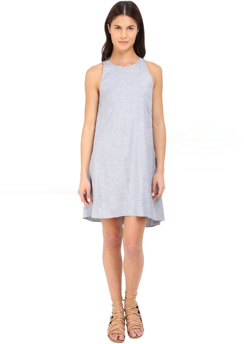 Theory Adlerdale Tierra Wash Dress