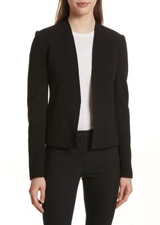 Theory Admiral Crepe Clean Blazer