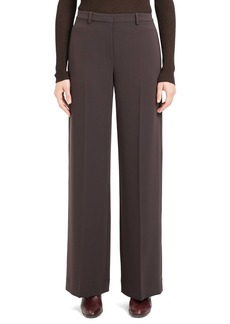 Theory Admiral Wide Leg Trousers